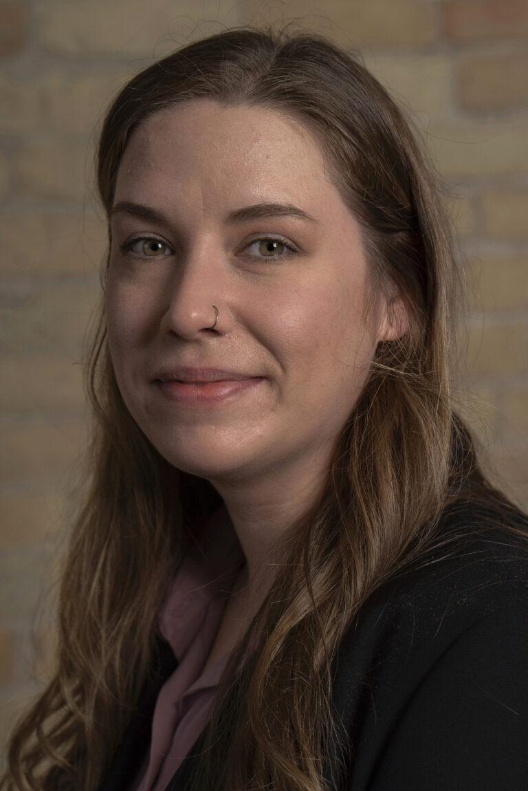 Christine Fraser headshot