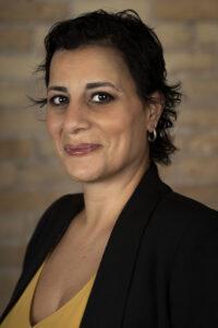 Dunya Baroudi-Ginn headshot