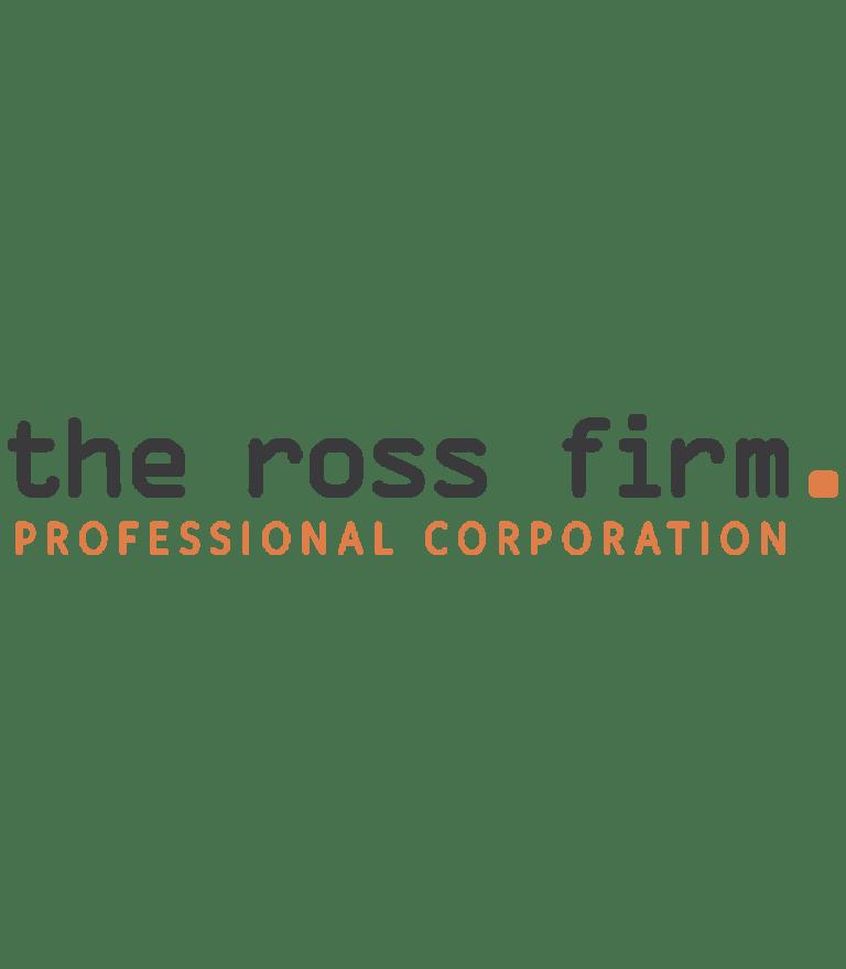 Shameless Self Promotion Rossfirm's logo