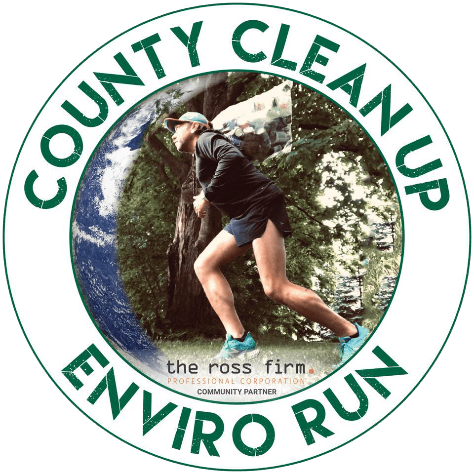 Pete Meads county clean up enviro run